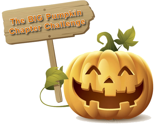 BIG Pumpkin Chapter Challenge